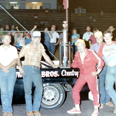 Tom Usry - Truck winner at GA Int.