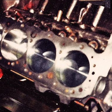 "Roy ""pops"" Binkley's engine"