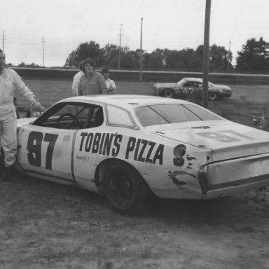 Jim Tobin #97