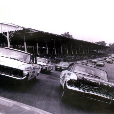 1963 ARCA RACE DAYTON SPEEDWAY