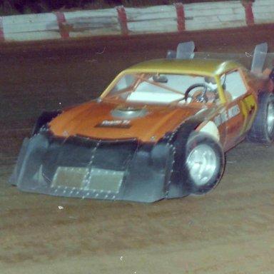 Dirt Trackin' 3
