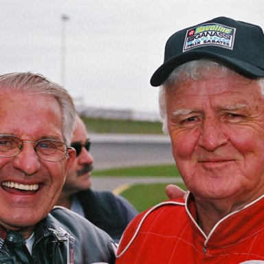 Ramo Stott and James Hylton