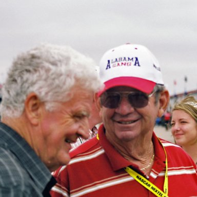 James Hylton and Donnie Allison