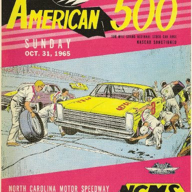 FIRST ANNUAL AMERICAN 500