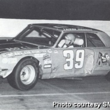Friday Hassler 1970 Smoky Mountain Raceway in Maryville TN.