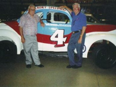harold smith - bobby allison - junior johnson's car