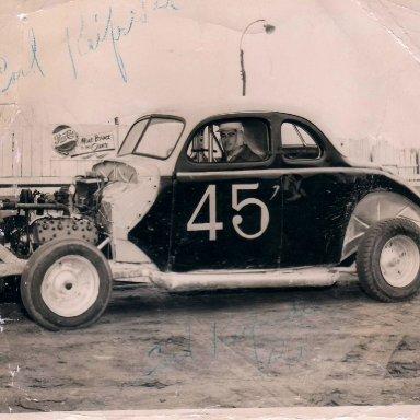 #45 Earl Reifsnyder 1950's