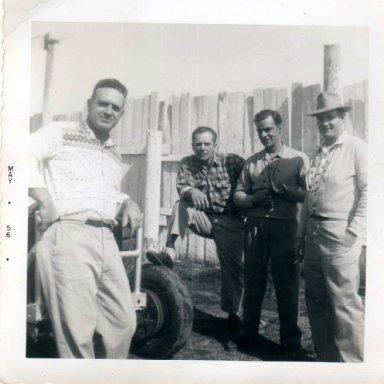 Dad & Sam #1 Billy Quicksell 1956