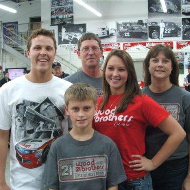 Trevor & Harlow's Family