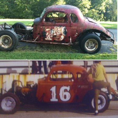 36 Chev now n then