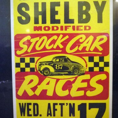 Cleveland County Fair, Shelby, NC Modified Stock Car Racing