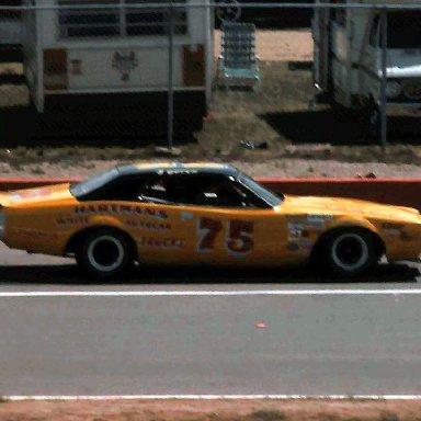 USAC #75 Butch Hartman 1976 Twin 200 @ Michigan