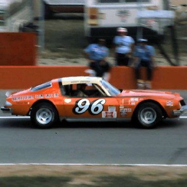 USAC #96 Ken Simpson 1976 Norton Twin 200 @ Michigan