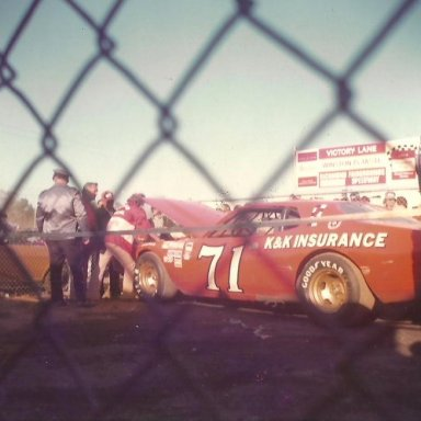 Dave Marcis - Richmond 1976