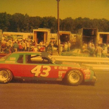 1979 Richard Petty @ Richmond