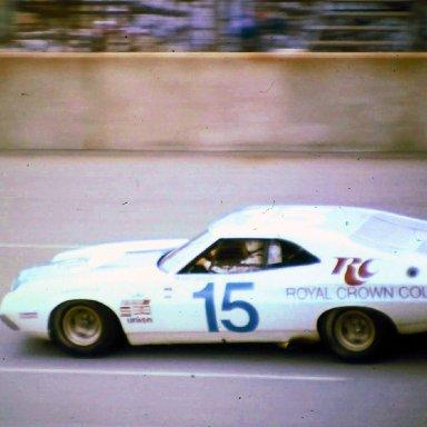#15 Buddy Baker 1974 Motor State 400 @ Michigan