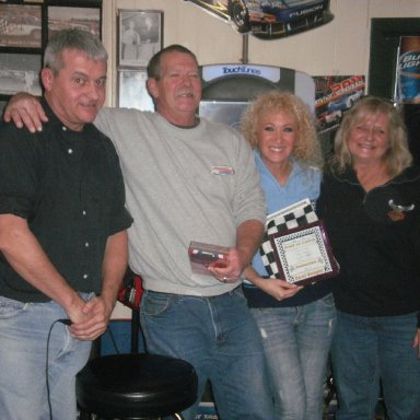"Peoria Oldtimers Racing Club ""Hall of Fame"" 2011 ""Inductions"""