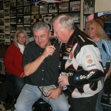 """.Peoria Oldtimers Racing Club 2011Hall of Fame  """"Inductions"""" Party"""