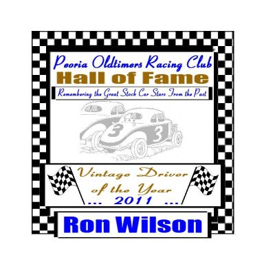 PORC Vintage Stock Car Driver of the Year - 2011