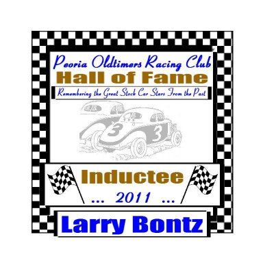"""PORC """"Hall of Fame"""" Inductee"""" 2011"""