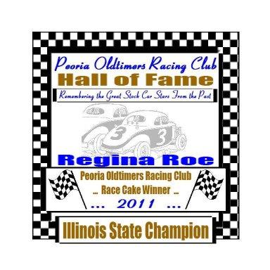 Illinois State Championship Race Cake Winner