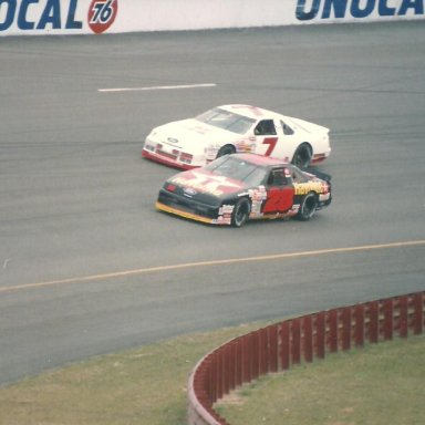 Allison and Kulwicki