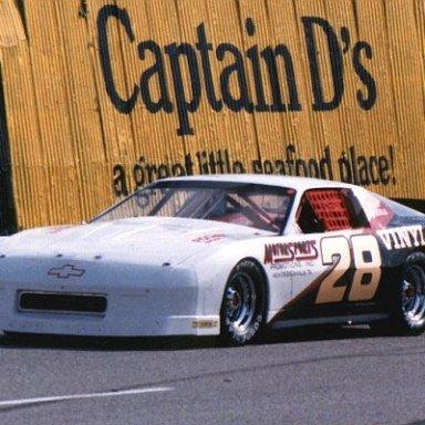 Davey Allison Nashville 87