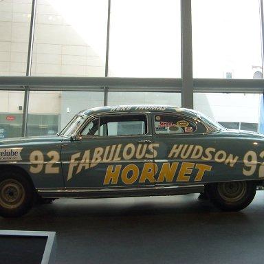 Herb Thomas Car-NASCAR Hall of Fame