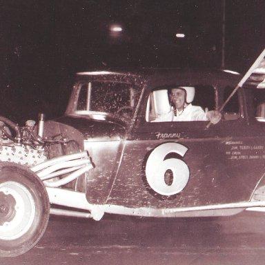 lancaster speedway 1963
