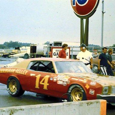 #14 Coo Coo Marlin 1973 Motor State 400 @ Michigan