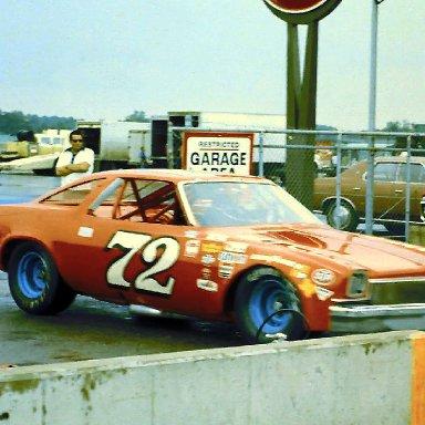 #72 Benny Parsons 1973 Motor State 400 @ Michigan