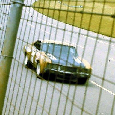 #7 Dean Dalton  1973 Motor State 400 @ Michigan