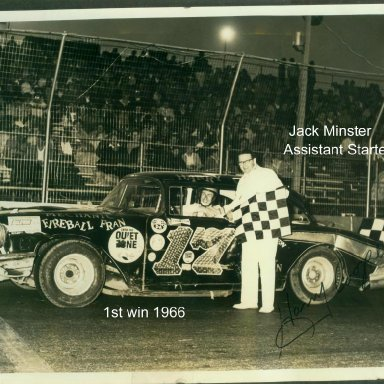 Harry Cooper first win in 1966; O'Hare Stadium