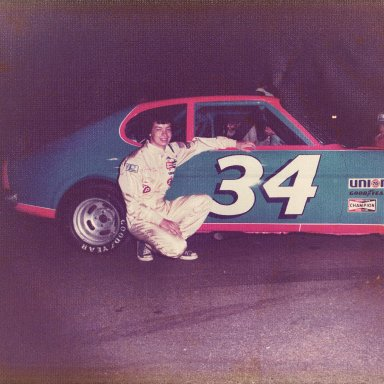 Randy Cox Baby Grand 1976