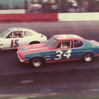 #34 Randy Cox Carway 1976