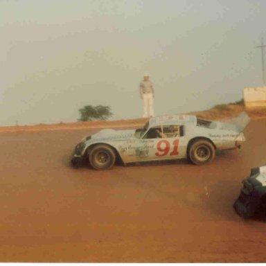 91 Sam Sommers 1980 Summerville SC Speedway