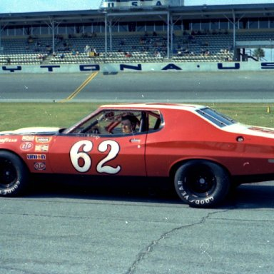 N.D. Copley 1973 Daytona