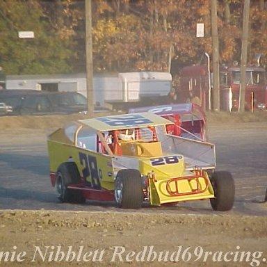 Delaware International Speedway 2006