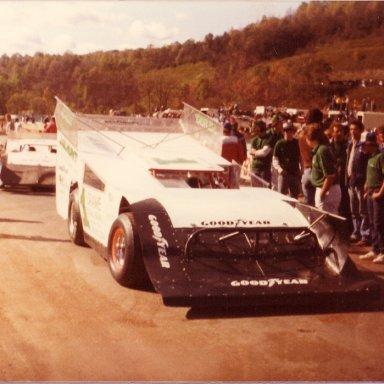 1982 Hilbilly 100 - Pennsboro Speedway, VA