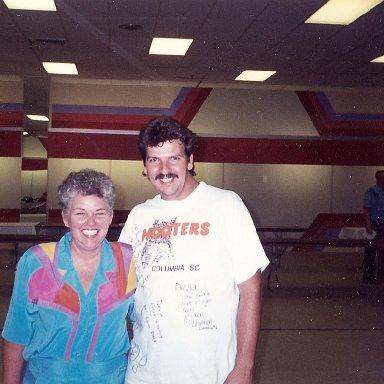David Elder & Wanda Lund Early