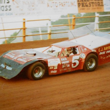 ronnie johnson at tazewell