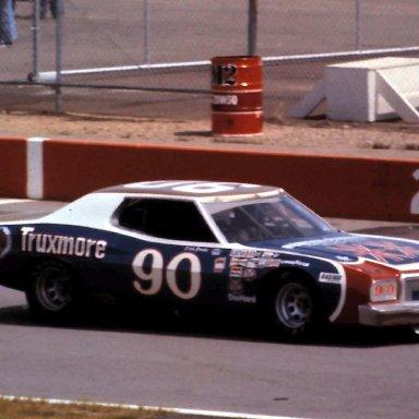 #90 Richard Brooks    1977 Champion Spark Plug 400 @ Michigan