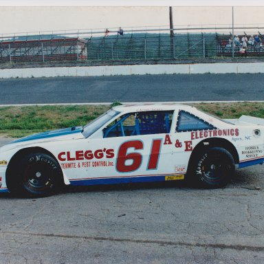 Caraway Speedway 1990