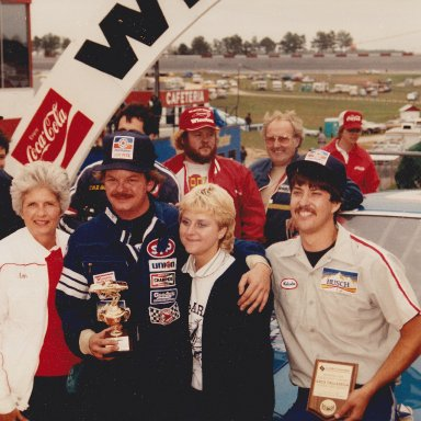 Atlanta ARCA win 1984