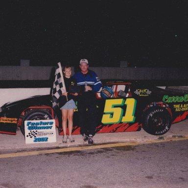 Wake County Speedway 2002