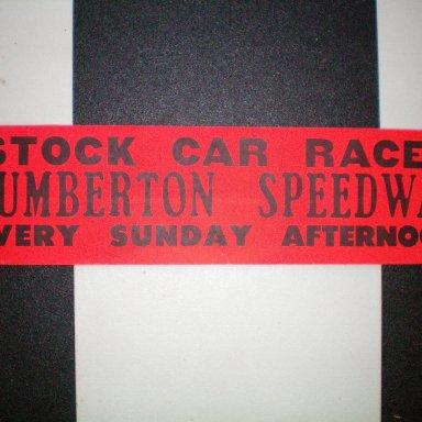 Lumberton Speedway