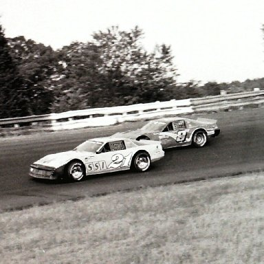 Old Dominion Speedway mid 1980's