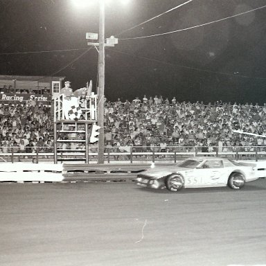 Old Dominion Speedway mid 80's