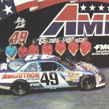 Stanley Smith AMERITRON BATTERIES Racing Team