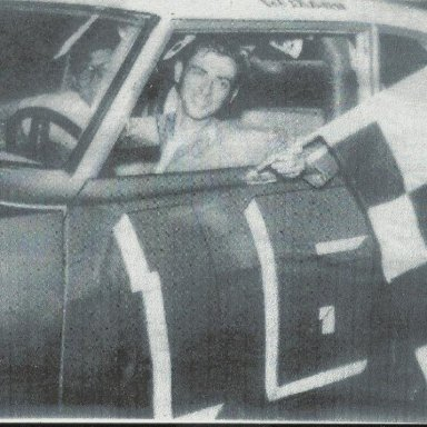 Chevy II win at Stafford